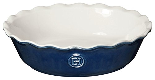 Emile Henry 556122 HR Mini-Pieform aus Keramik, Twilight Emile Henry Pie Pan