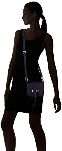 Vanessa Bruno Charlie Mini Cuir, Cabas Bleu
