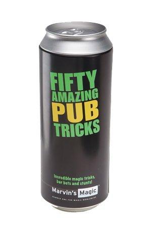 Marvin's Magic Fifty Amazing Pub Tricks (Tin)