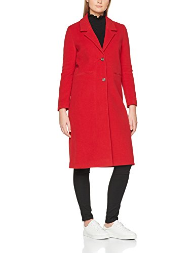 Pepe Jeans Women's Itala PL401266 Coat, Royal Red, Medium