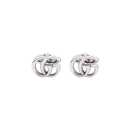 Gucci Manschettenknöpfe Marmont Doppelg Silber - 17 mm