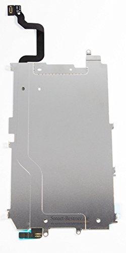 Hitzeschutz Metallabdeckung Home-Button-Flex-Kabel für das Apple iPhone 6 4,7