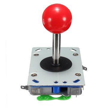 Generic Classic 4/8 way Arcade Game Joystick Ball Zippy Joy Stick Long Handle