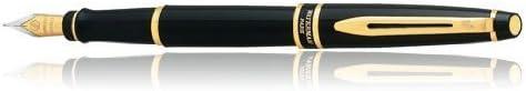 Waterman Expert nero Laquer Fine Point Fountain Pen - 10021W2 10021W2 10021W2 by Waterman | Sulla Vendita  | Pacchetti Alla Moda E Attraente  | eccellente  | La Vendita Calda  | Prezzo speciale  | Prodotti di alta qualità  | Nuovo  | Meraviglioso  | Aspetto Elega 555c54