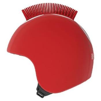 : Egg 11303 Accesorios para casco Mohawk, Rojo