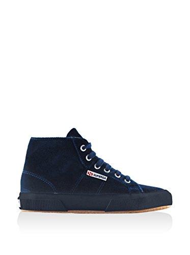 Chaussures Le Superga - 2095-plus Velvetw blue