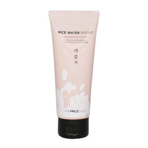 the-face-shop-rice-water-bright-cleansing-foam-150ml