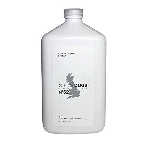 Isle of Dogs coature Nr. 62Nachtkerzenöl veredelungstechnik Mist für trockene oder empfindliche Haut, 1Liter (Hund Body Spray)