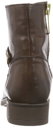 Inuovo Joint Damen Halbschaft Stiefel Braun (Dark Brown)