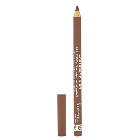 RIMMEL LONDON Lasting Finish 1000 Kisses Stay On Lip Liner Pencil - Cappuccino