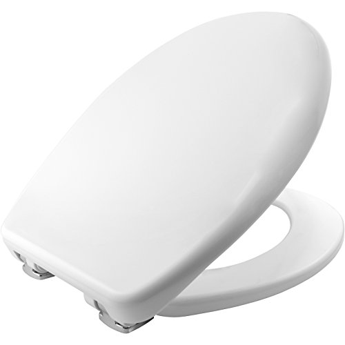 Bemis Venezia STAY TIGHT  Toilet Seat Slow Close - White Best Price and Cheapest