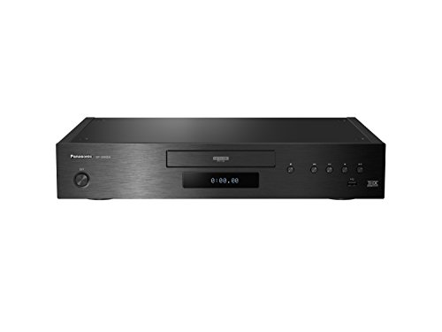 Panasonic DP-UB9004EGK Premium UHD Blu-ray Player (4K Blu-ray Disc, Multi-HDR, 2X HDMI, 2X USB, 7.1 Analog-Ausgänge) Blu-ray-lcd