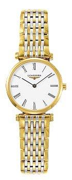Nueva Longines La Grande Classique Damas Reloj L4.209.2.11.7