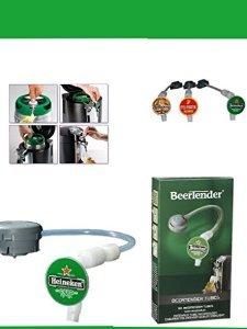 10 tubes beertender neuf, sous blister, envoie rapide en 24h en colissimo suivi, pour machine à bière Seb, Krups
