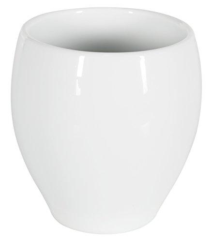 Spirella-Bali-Gobelet en Porcelaine Blanc