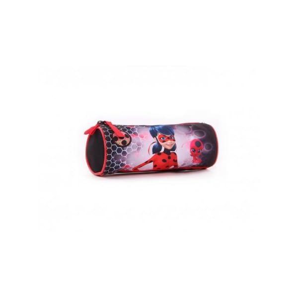 Ladybug Portatodo Redondo