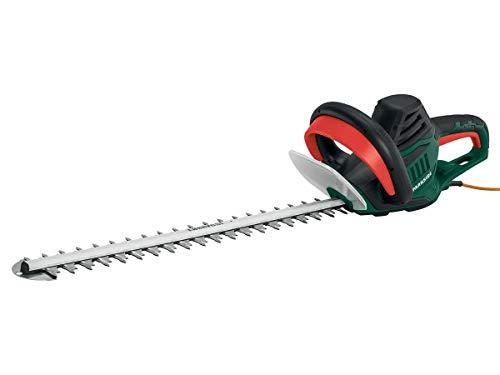 Cortasetos eléctrico, cortasetos, podadora, cortasetos, podadora, cortasetos trasero, PHS 600 A1, potente...