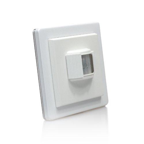LightwaveRF Bewegungsmelder, PIR-Sensor, kabellos weiß - 3