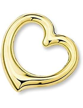 Amor Damen-Anhänger Herz 333 Gelbgold glänzend 12 mm - 304931
