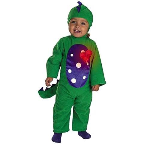 Cesar C020-001 - Costume da drago Baby, taglia 3/5 anni, 104 cm