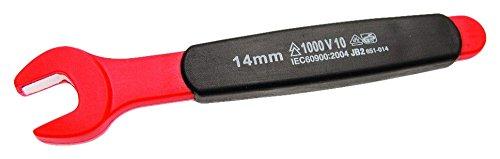 Bgs Clé mixte VDE, 7–14 mm, 5 Pièces, 1 pièce, 7159