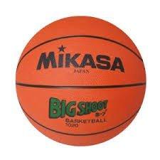 Mikasa B-7 Balón Baloncesto GOMA Naranja Talla 7