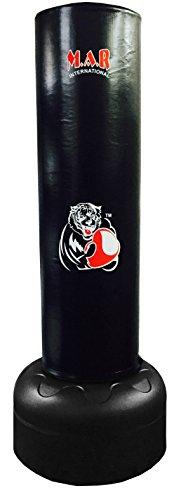 MAR X-Large Freistehend Boxen und Boxsack Ständer Heavy Duty Martial Arts MMA Schnelle Lieferung schwarz Farbe