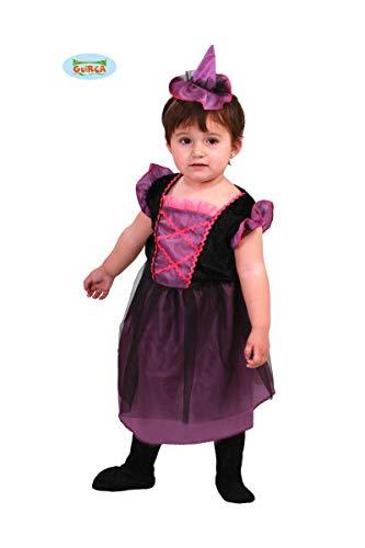 süße Kleine Baby Hexe Kostüm für Mädchen Gr. 86-98, ()