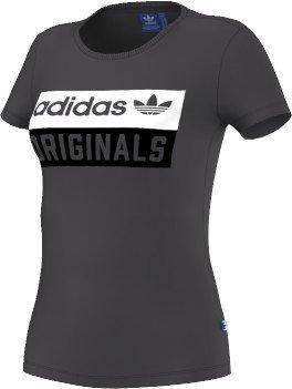 Adidas–T-Shirt für Frauen Negro (Negsom)