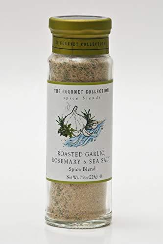 The Gourmet Collection Gewürzmischung - Meersalz mit geröstetem Knoblauch und Rosmarin Gourmet Collection