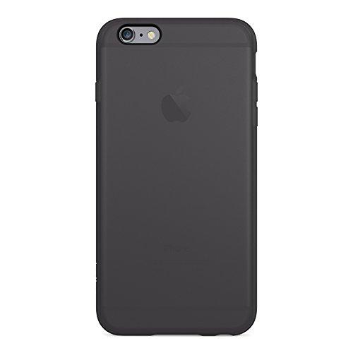 Belkin Grip Candy Schutzhülle (geeignet für iPhone 6 Plus/6s Plus) schwarz
