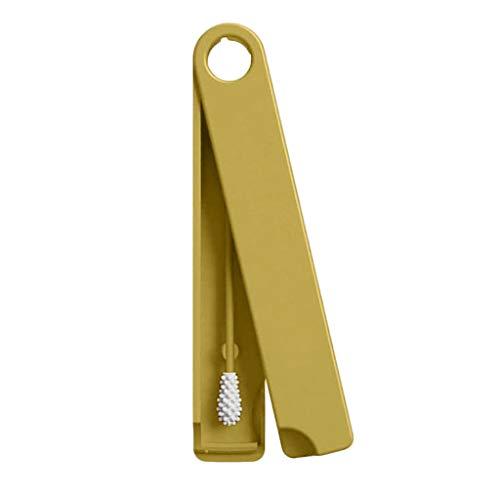 Maleya 2019 für LastSwab ist wiederverwendbarer Q-Tip Wattestäbchen zur Reinigung von LastSwab ist wiederverwendbar.Ohrreinigung Kosmetische Wattestäbchen - Wattestäbchen Swab