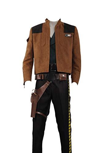 Solo A Star Wars Story Han Solo Qi'ra Lando Calrissian Halloween Cosplay Kostüm