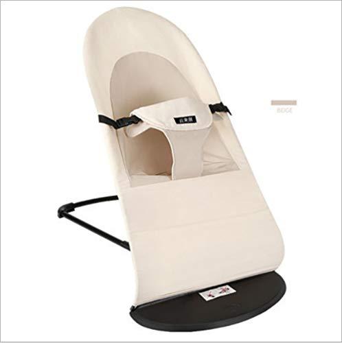 AYUE® Baby Mecedora Balance Mecedora Child Cradle Bed Appease Mecedora Lounge Chair,Flesh