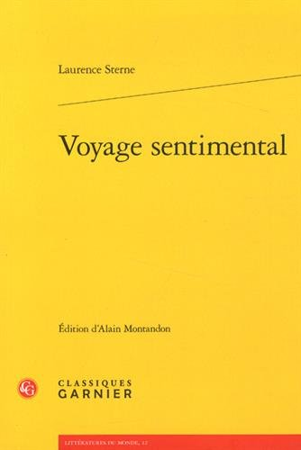Voyage sentimental par Laurence Sterne