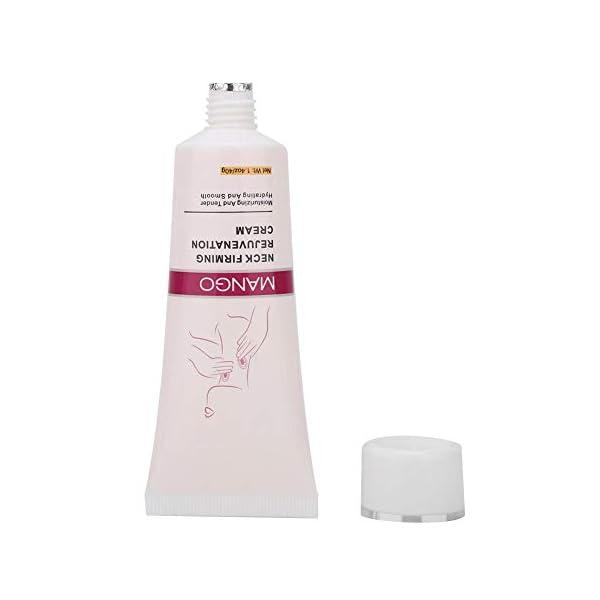 Crema hidratante profesional para el cuello,Tratamiento antiarrugas para el, reafirmación y elevación de la piel, disminución de las arrugas del cuello, suavidad de la piel.