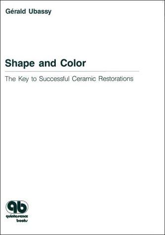 Shape and Color Key to Successful Ceramic Restorations por Gerald Ubassy