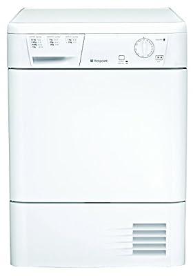 Hotpoint FETC70BP Aquarius Tumble Dryer Condenser 7kilogram White