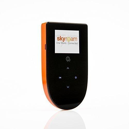 Hotspot per telefono cellulare skyroam: wifi globale // dati illimitati // connessione di 5 dispositivi // piano tariffario prepagato // copertura senza sim in europa, america del nord e del sud, asia, africa e australia