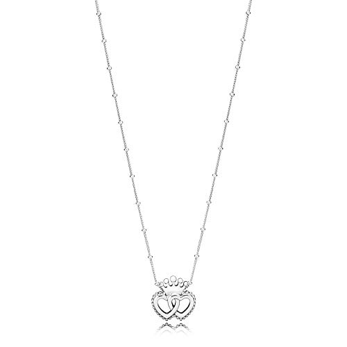 Pandora collana con ciondolo donna argento - 397719-45