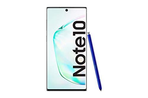 Samsung Galaxy Note10 SM-N970F - Smartphone (Dual SIM, 8 GB RAM, 256 GB Memoria, 10 MP Dual Pixel AF) Brillante (Aura Glow)