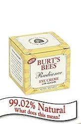 Burts Bees Radiance Eye Creme