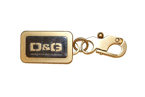 D&G , Portafogli Uomo oro