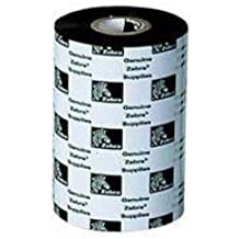 Zebra 5095 Resin Thermal Ribbon 83mm x 450m cinta para impresora - Cinta de impresoras matriciales (105SL, 110PAX4, 110XiIIIPlus, 140XiIIIPlus, 170PAX4, 170XiIIIPlus, R110Xi, S4M, ZM400, ZM600 105S,..., Transferencia térmica, Negro, 450 m, 83mm x 450m)
