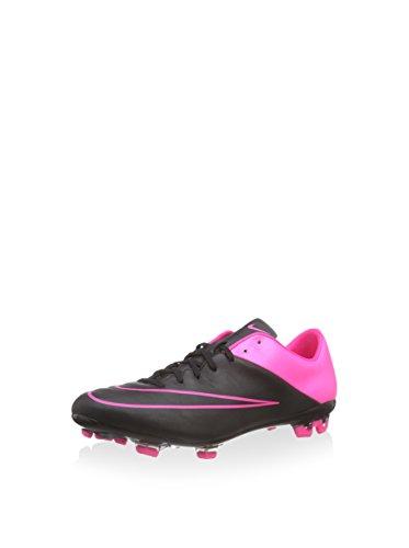 Nike Herren Mercurial Veloce Ii Lthr Fg Fußballschuhe Black/White