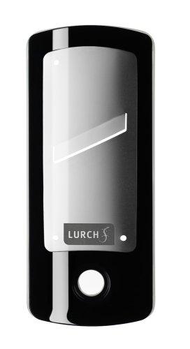 Lurch 220461 mini x affettatrice spessa, colore: nero