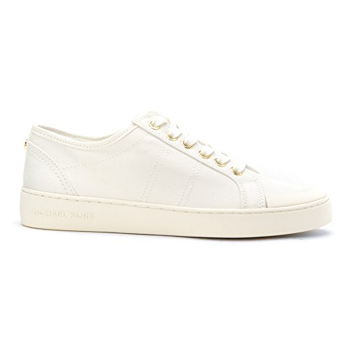 Michael Michael Kors Harlen Sneaker Fashion Sneakers Optic White