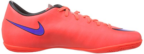 Nike - Mercurial Victory V IC, Scarpe da calcio da uomo Orangefarbig-Violett