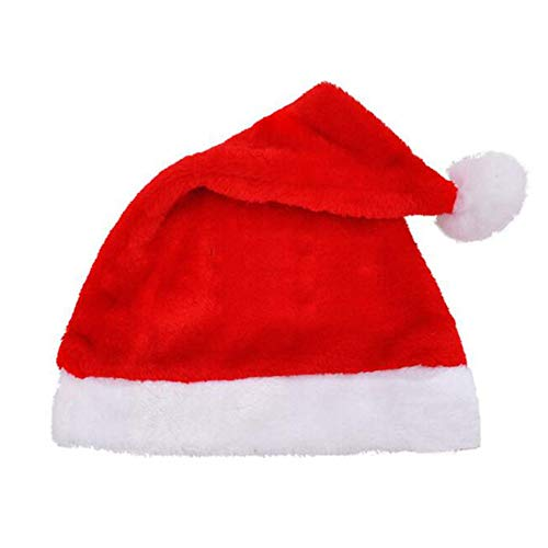 ütze Mütze für Kostüme Accessoires Weihnachten Party Kostüm Unisex ()
