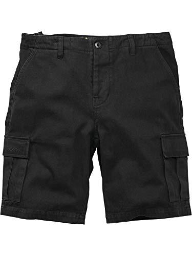 Emerica Men's Tour Cargo Shorts,34,Black